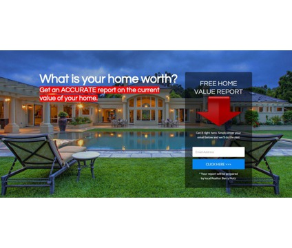 Real Estate Landing Page Service