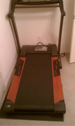 Reebok RTX455 Treadmill