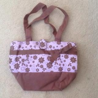 Pretty Canvas Tote Bag