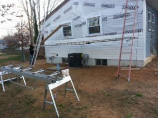 Roofing, siding, gutters, drywall, and yes pressure washing*