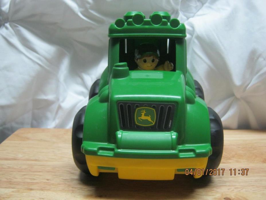 toy john deere tractor
