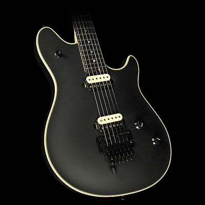 EVH Wolfgang Electric Guitar Ebony Fretboard Stealth Black