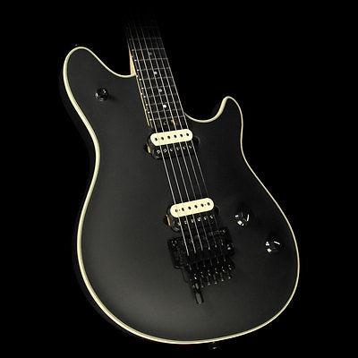EVH Wolfgang Electric Guitar Ebony Fretboard Stealth Black