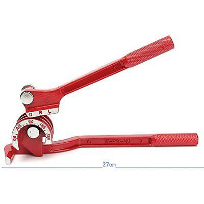 Manual Brake Repair Tools 3 In 1 180 Degree Tube Pipe Bender 14