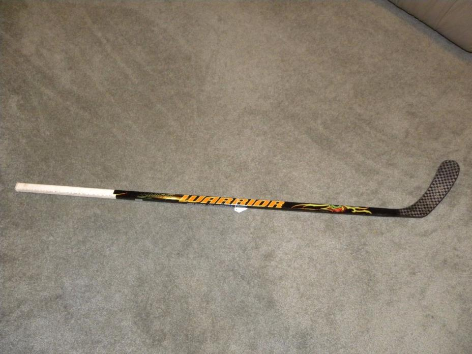 Brendan Witt Game Used & Signed Warrior Dolomite Stick - New York Islanders