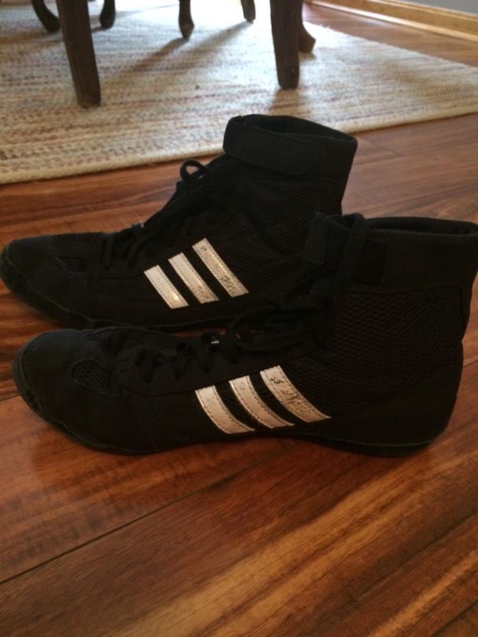 Addidas Combat Speed 4 Wrestling shoe (men 8)