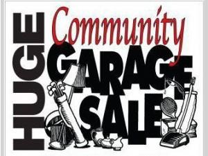 Spring Trails Community Garage Sale