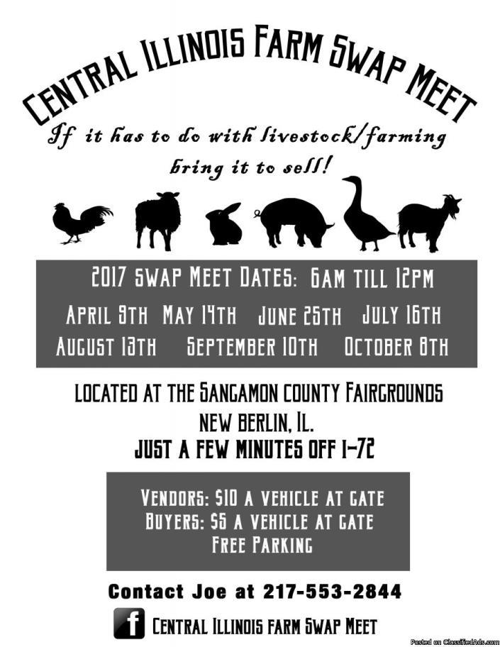 Central Illinois Farm Swap Meet