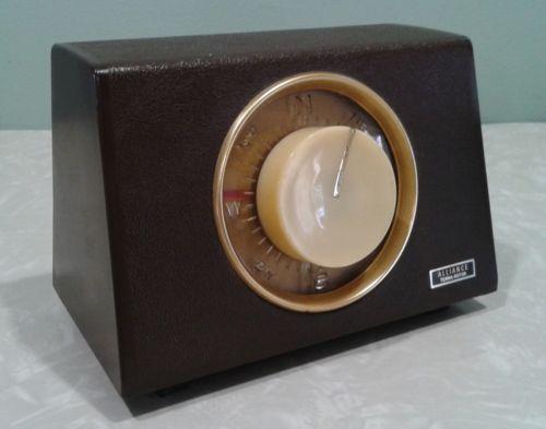 Vintage Alliance Tenna Rotor U-100 Ham Radio Lighted Antenna Control Box
