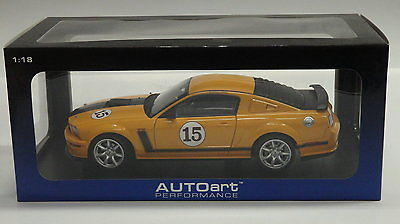1/18 Parnelli's #15 Mustang ...PAIRED... ACME & AUTOART.