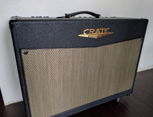 Crate VTX200S Guitar Combo Amplifier *Pre-owned*