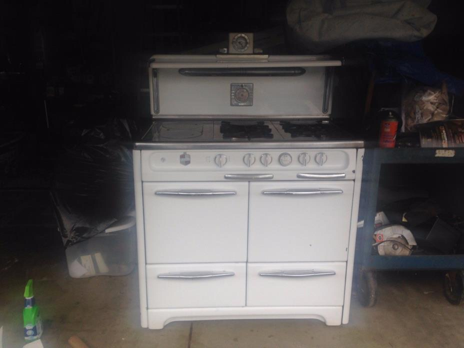 Wedgewood Wood & Gas Stove