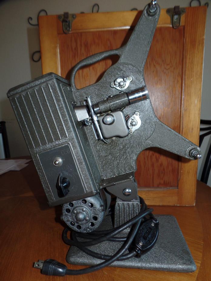 Keystone 8 mm projector RARE CC-8
