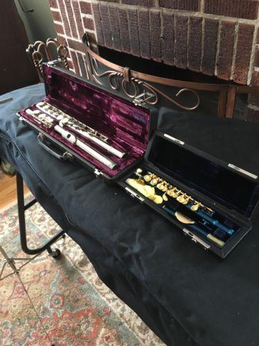 Flute (Selmer) And Piccolo Combo