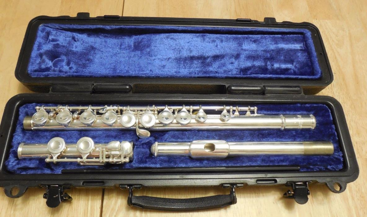 Selmer USA Student Silver Plated Flute C Foot 68976
