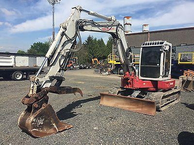 2012 TAKEUCHI TB180FR Mini/Micro/Compact Excavators