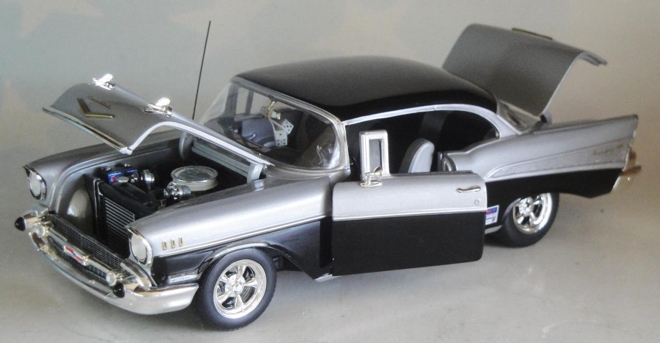 1957 CHEVROLET BEL-AIR ST ROD SHOW EDITION 1/25 SCALE FIRST GEAR 1ST DIECAST