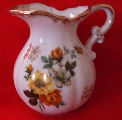 Vintage Decorative Pitcher Vase