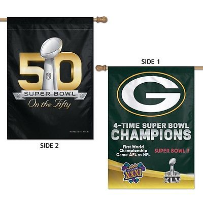 GREEN BAY PACKERS 4X SUPER BOWL CHAMPIONS 28