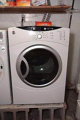 GE Gas Dryer Front Loader