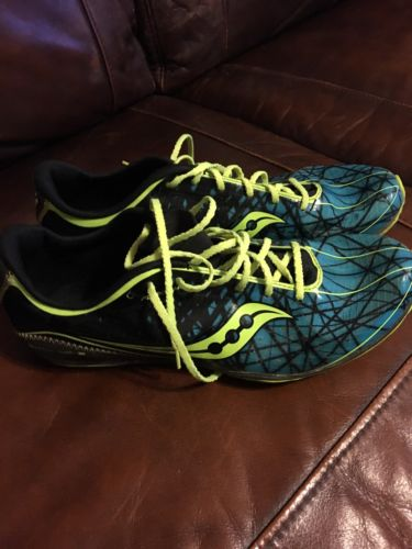 Mens Saucony Track Shoes Size 11