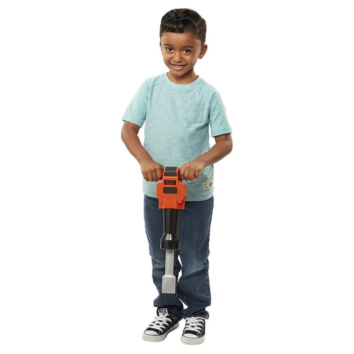 Black & Decker Jr. Jackhammer