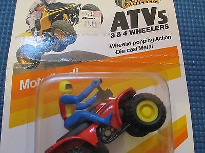 Kawasaki Grippers ATVs 3 & 4 Wheelers 1986