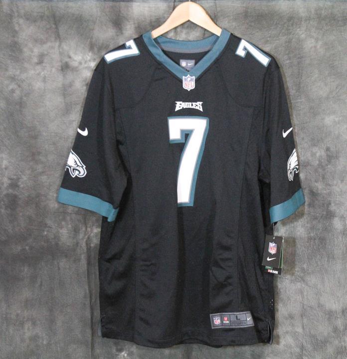 *NEW* Nike Michael Vick #7 Philadelphia Eagles NFL Football Jersey Men's Size L