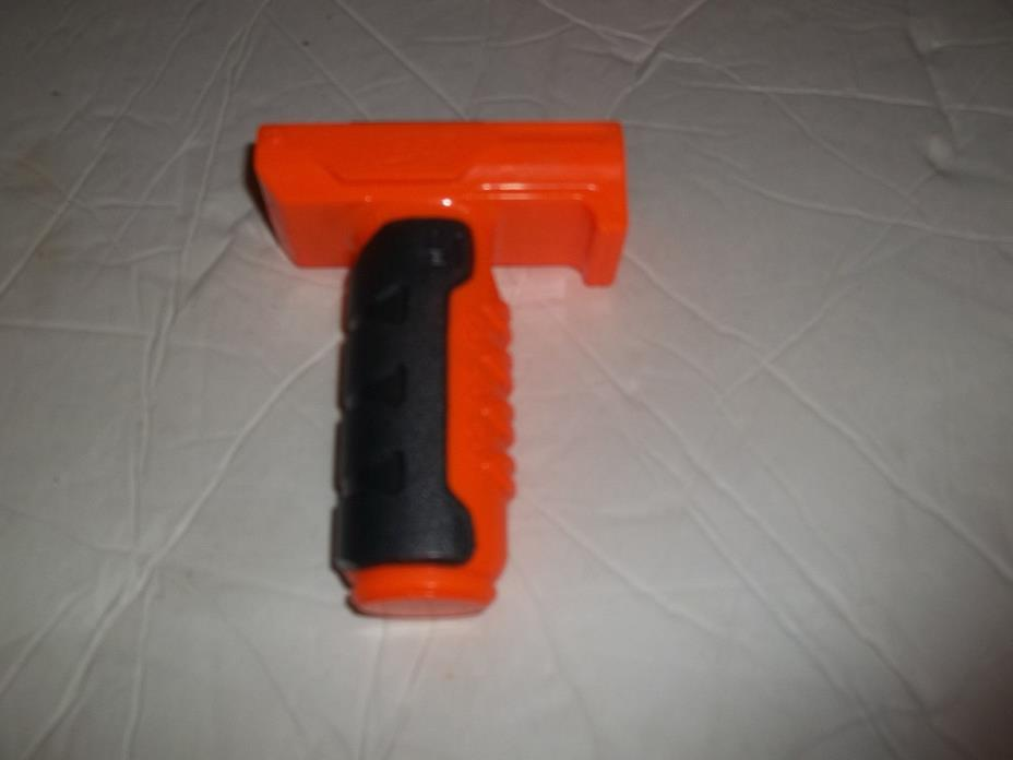 USED Nerf Retaliator Assault Fore Grip Front Handle Rail Accessory