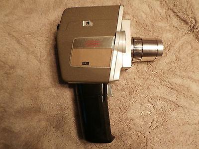 Vintage Keystone AMC 8MM Movie Camera with case