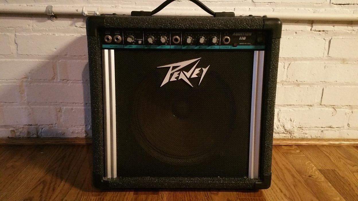 Peavey Vintage Audition 110 Guitar Amp Amplifier