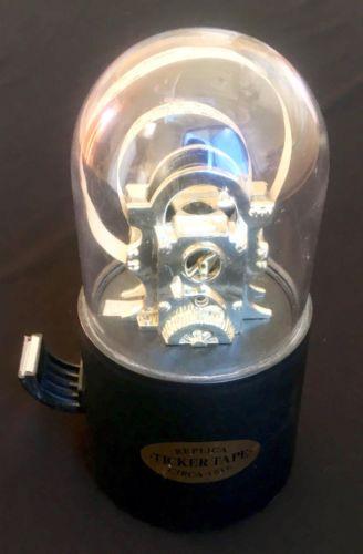 Replica Ticker Tape Dispenser Vintage Retro Wall Street Stock Market Office Gift