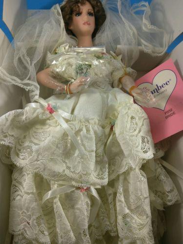 Effanbee Doll - Bride - 14