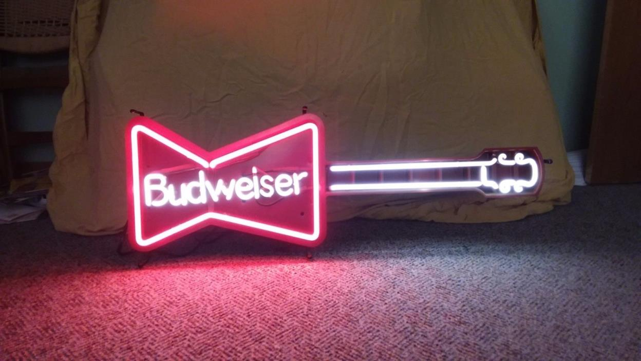 Guitar Neon Sign For Sale Classifieds