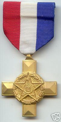 Oklahoma National Guard Distinguished Service Cross Medal