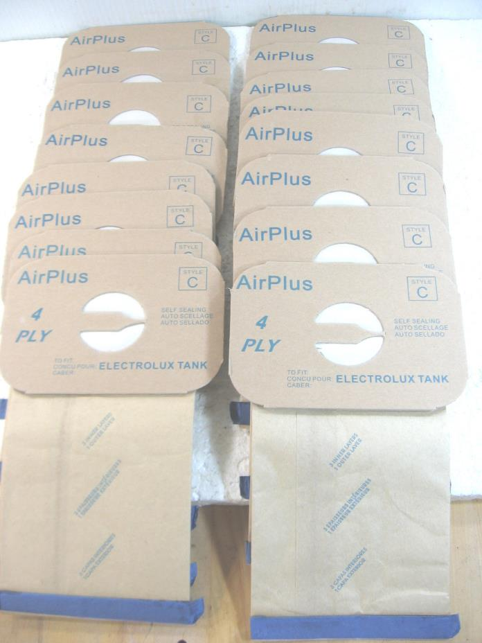 Electrolux Vacuum Bags Style C For Sale Classifieds