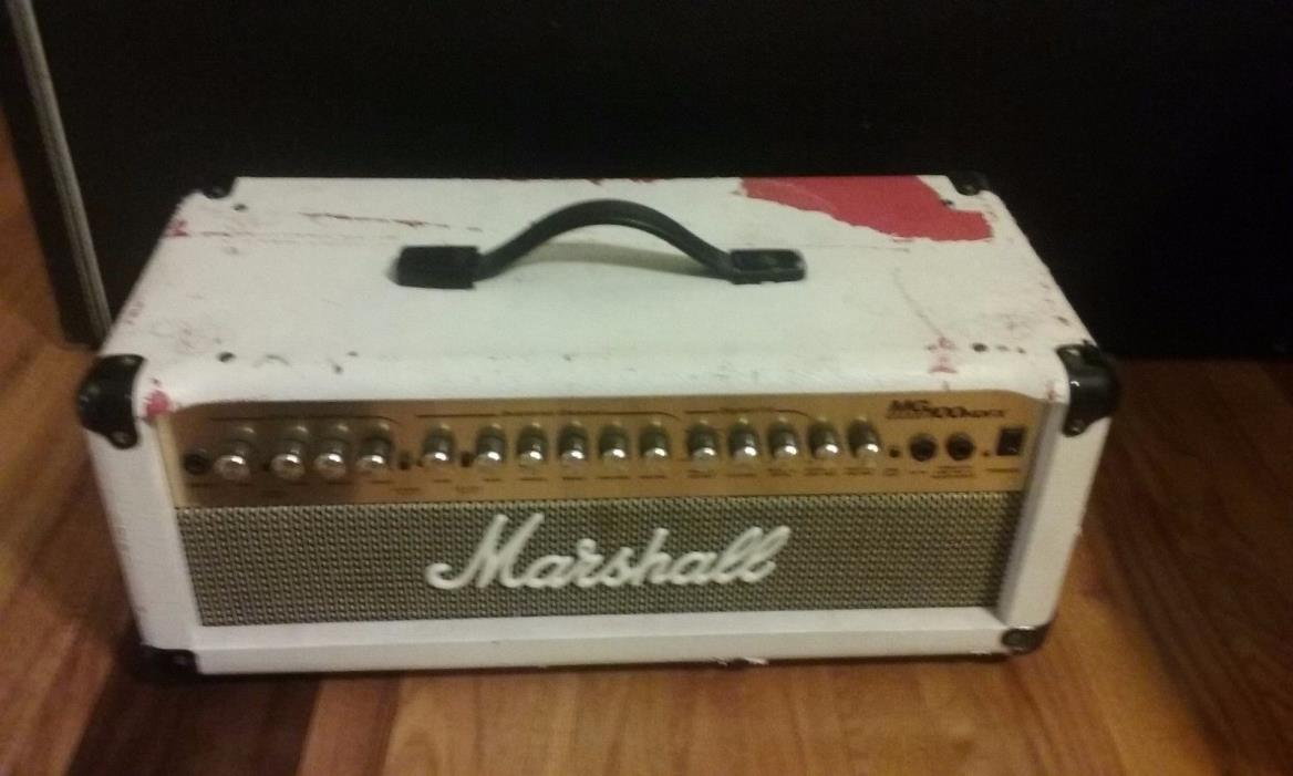 MARSHALL MG SERIES 100HDFX 100 WATT HEAD