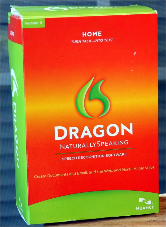 Dragon Speech Recognition Solutions
