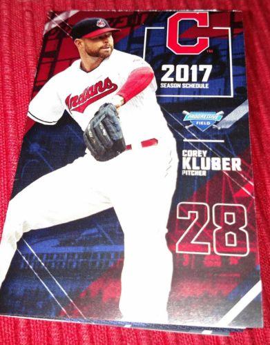 Cleveland Indians 2017 Schedule