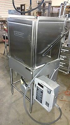 Hobart AM14 Dishwasher Commercial Upright Pass Though Door Type   (From Church)