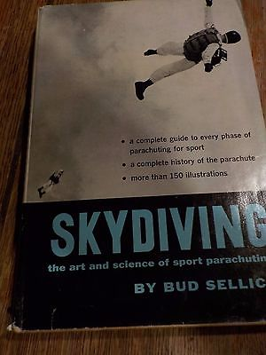 Parachuting Book: Skydivers Handbook, Skydiving / Sellick, ParaGear SV