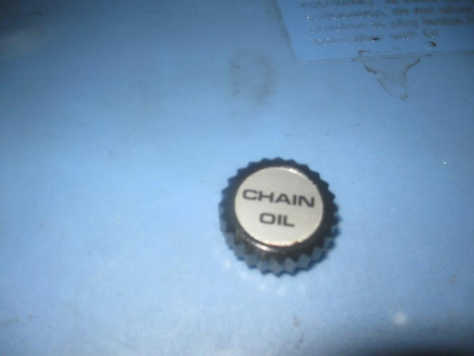 Echo CS452VL Oil Cap   #e45v