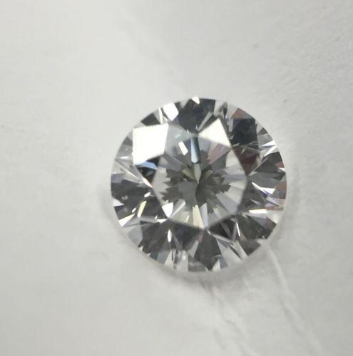 .41 Carat Loose Natural Round Diamond SI-1 F 4.7 mm Exc Cut
