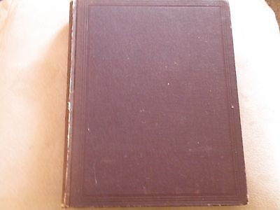 1881 Houses & House-Life of the American Aborigines Rocky Mountains