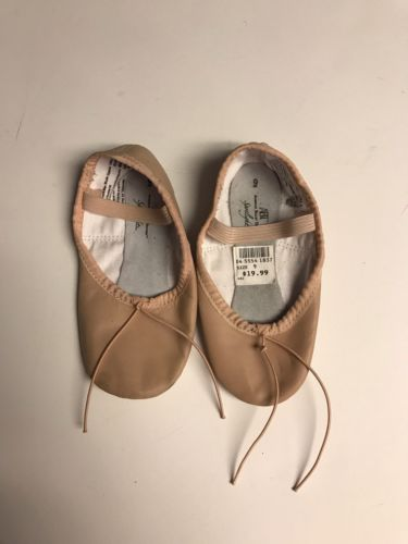 ABT Girls Ballet Pink Shoes Size 6