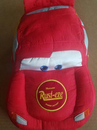 Disney CARS 2 TOW MATER Decorative Bed Throw Toss Pillow Plush #4