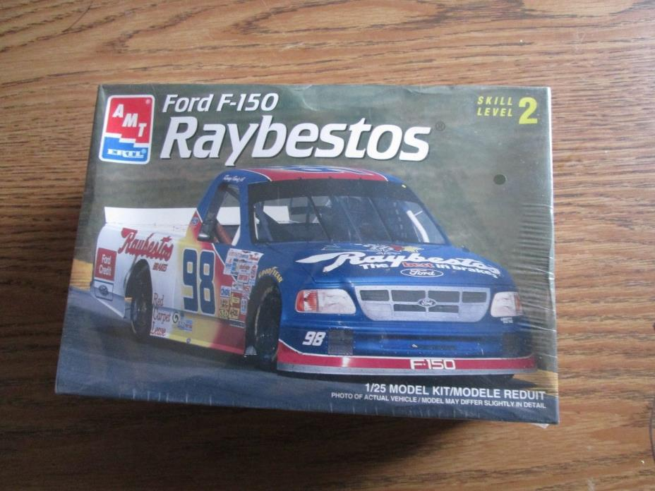 AMT Ford F-150 Raybestos Race Truck 1/25 scale Kit # 8164 Factory Sealed