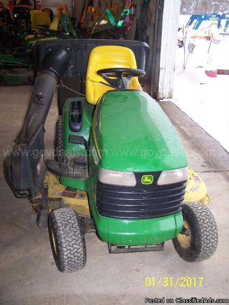 John Deere LT 180 Mower