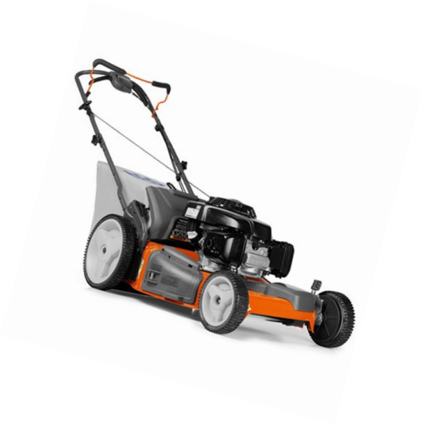 Push Mower FWD High Wheel  Easy to Push Efficient NEW 22-Inch 3-in-1 Husqvarna