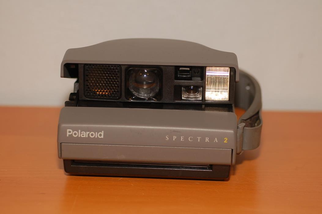 Polaroid Spectra 2 Instant Film Camera Tested and Working